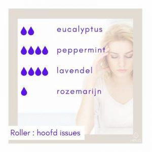 roller hoofdpijn